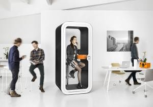 Framery Phone Booth & Workspace, Office, Pod